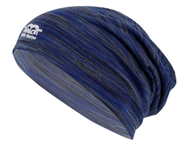 Шапка от мерино вълна PAC Merino Beanie Multi Deep Ocean