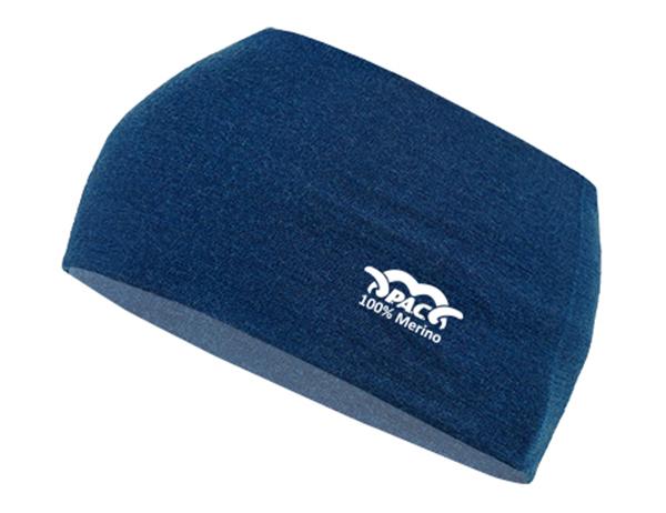 PAC Merino Headband Navy