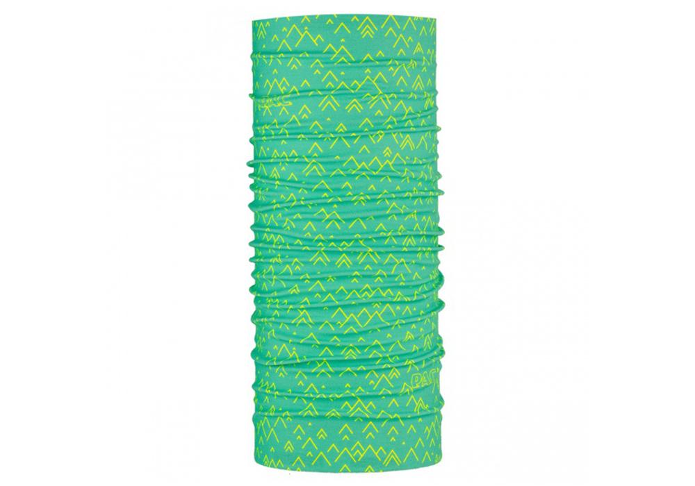 Многофункционална кърпа за глава PAC UV Protector+ Bigad Green