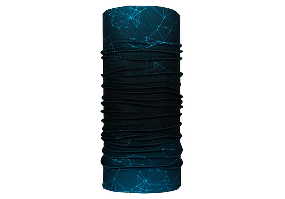 Многофункционална кърпа за глава PAC UV Protector+ Nightstar