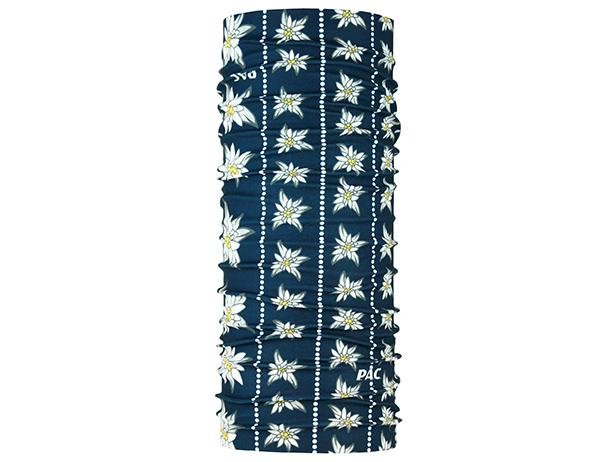 Многофункционална кърпа за глава PAC Edelweis Blau