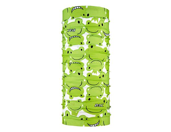 Многофункционална детска кърпа за глава PAC Kids Happy Frog
