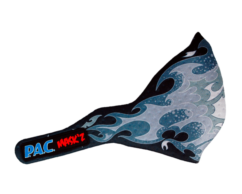 Ски маска за лице PAC MASK´Z Tribal Flame