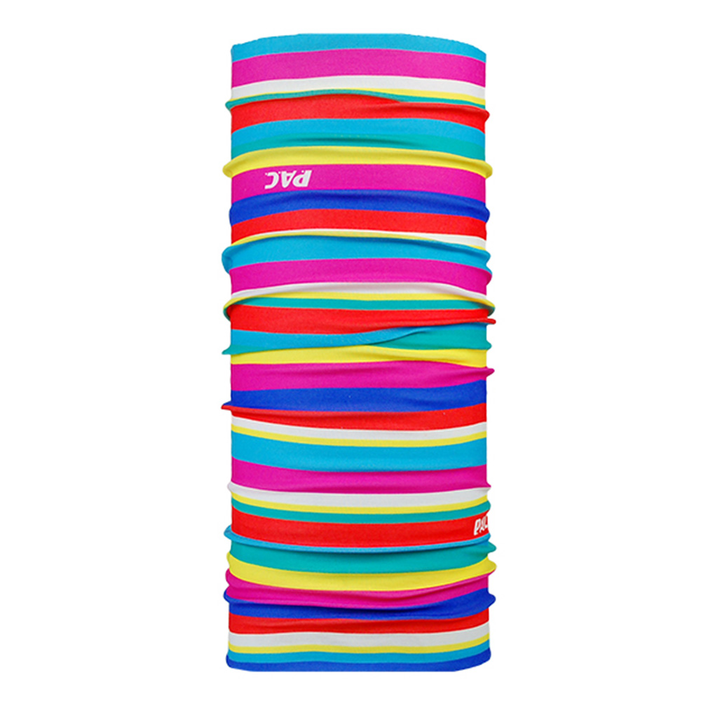 PAC Headgear UV Protector+ Kids Lines Mix