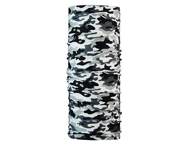 Многофункционална кърпа за глава PAC Original - Camouflage Grey