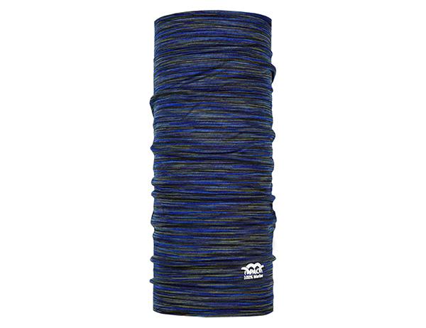 Многофункционална кърпа за глава от мерино вълна PAC Merino Wool Multi Deep Ocean