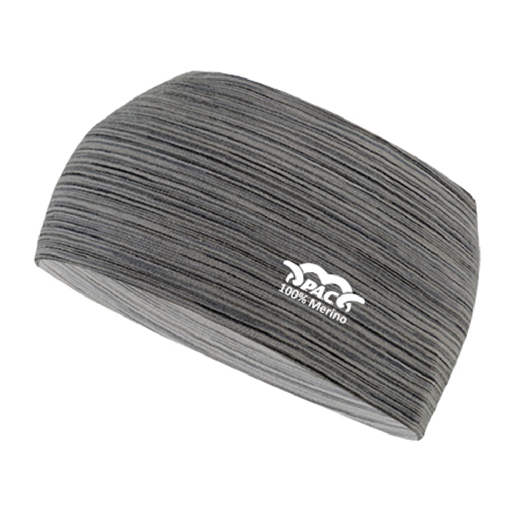 PAC Merino Headband Multi Stone Rock