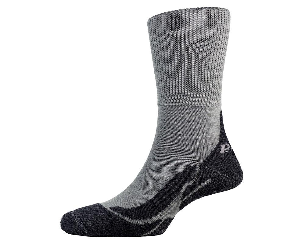 Дамски туристически чорапи PAC TR 6.0 Trekking Classic Wool Women голяма снимка