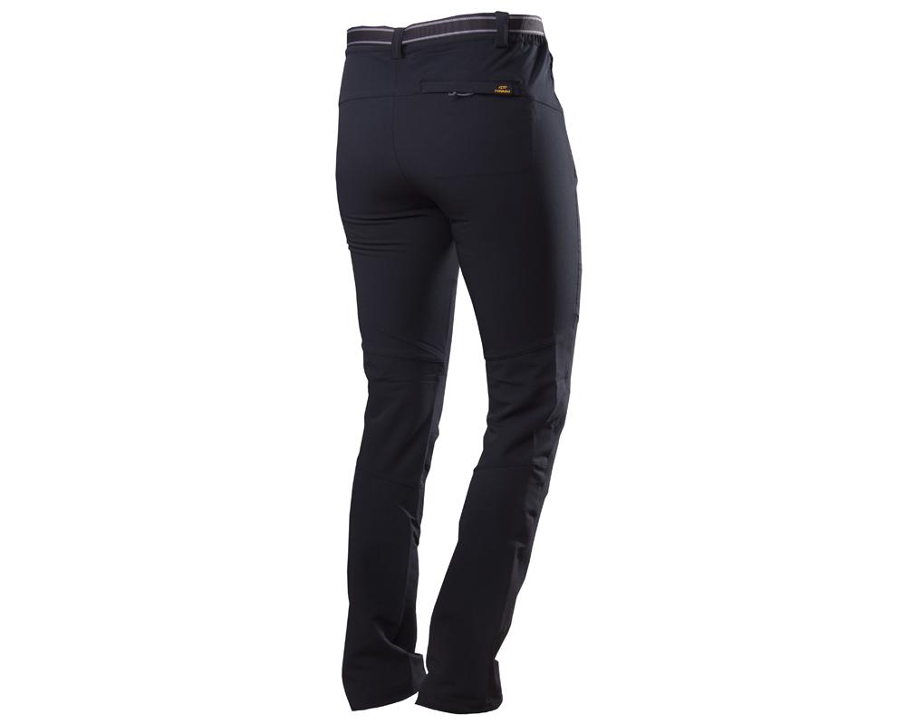 Дамски туристически панталон Trimm Calda Grafit Black 2018