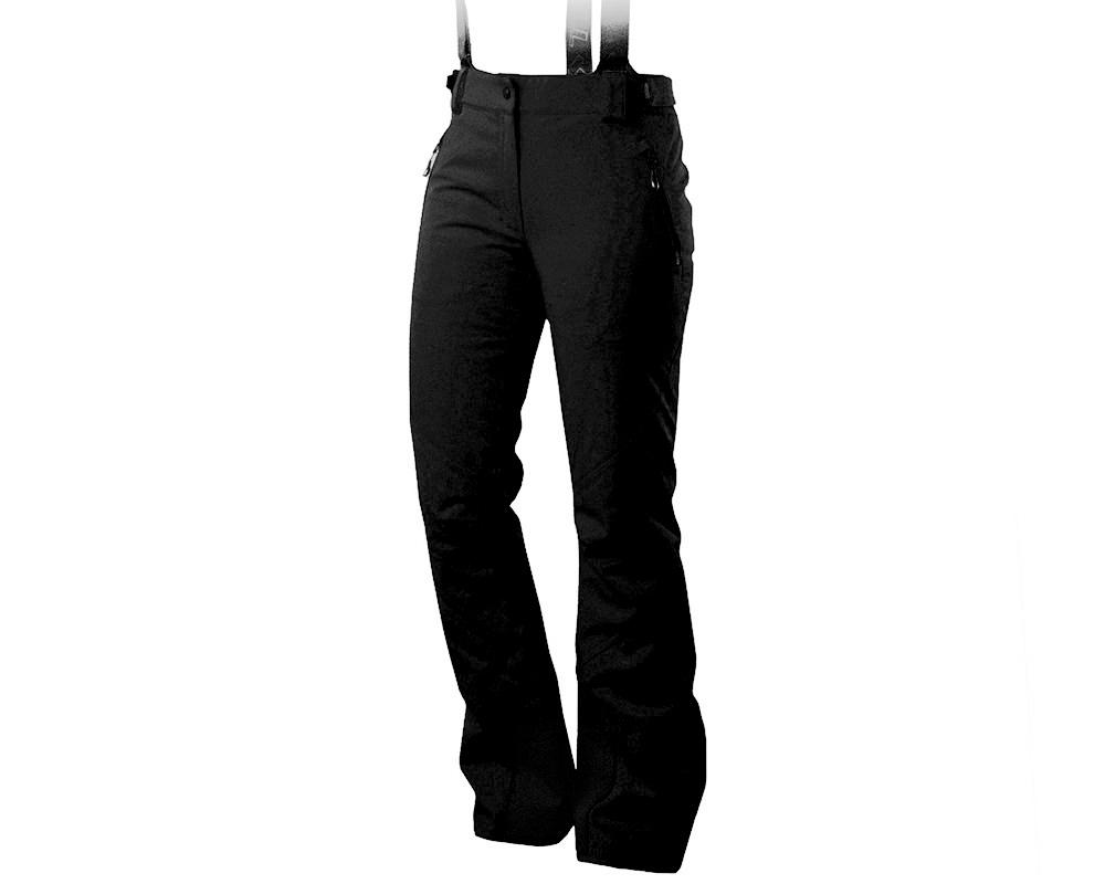 Дамски ски панталон с мембрана и изолация Trimm Darra Black