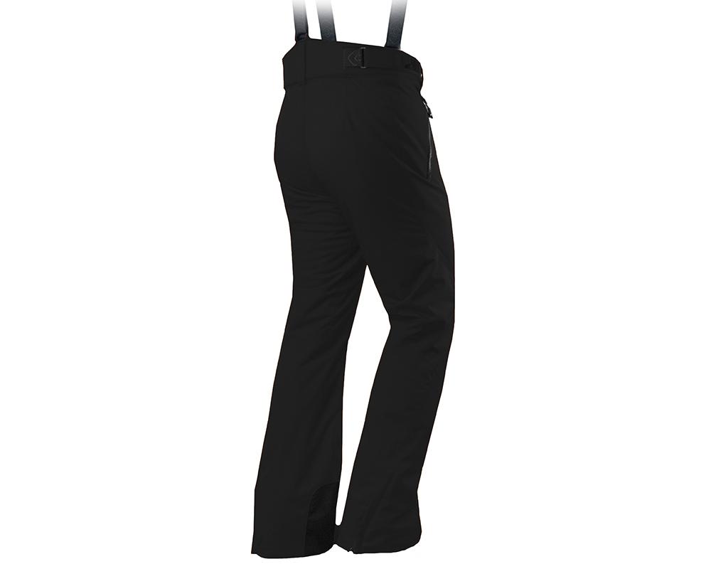 Гръб на мъжки ски панталон с мембрана и изолация Trimm Derryl Black
