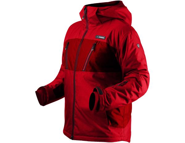 Мъжко ски яке Trimm Bandit Dark Red 2019