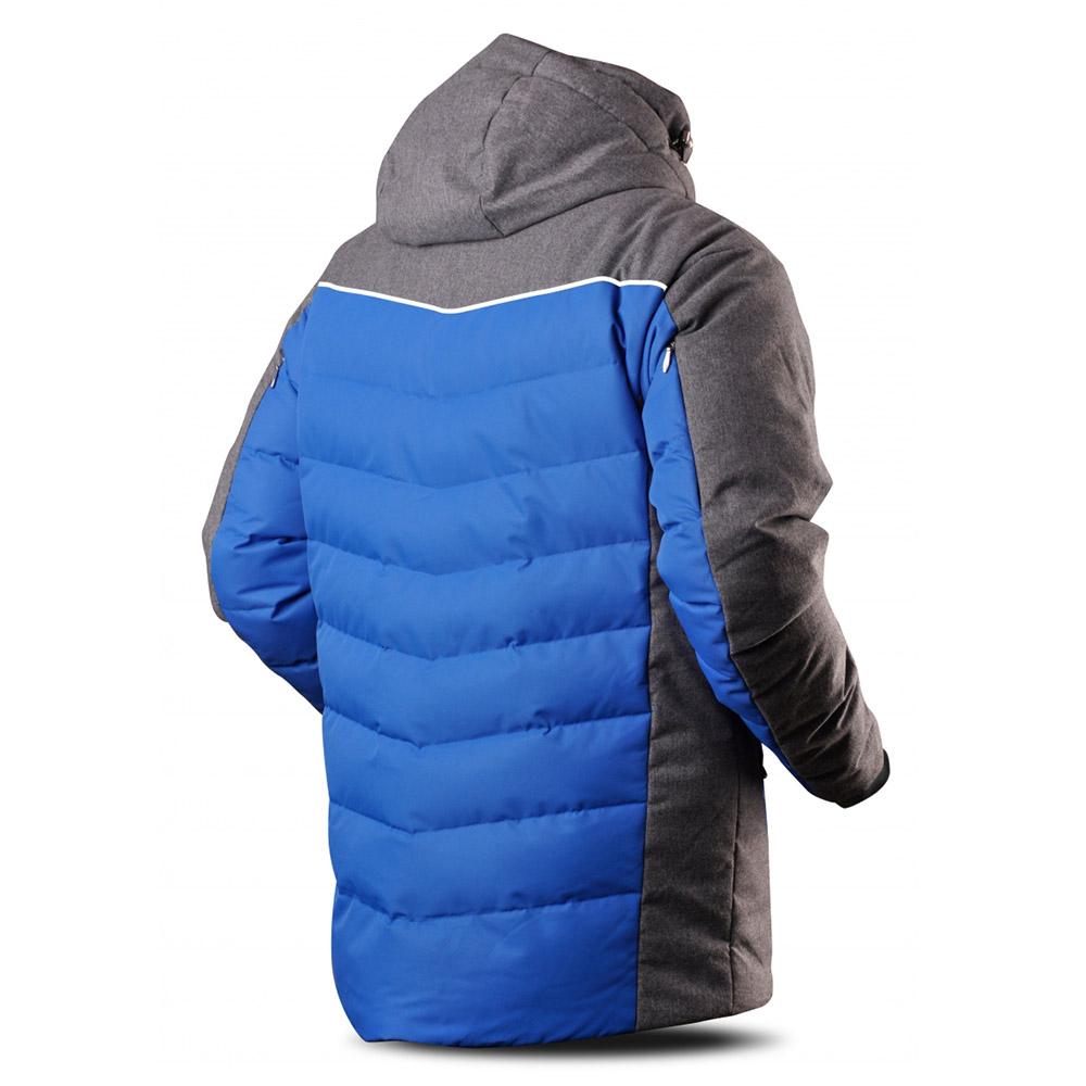 Мъжко ски яке с изолация Trimm Cortez Jeans Blue Grey