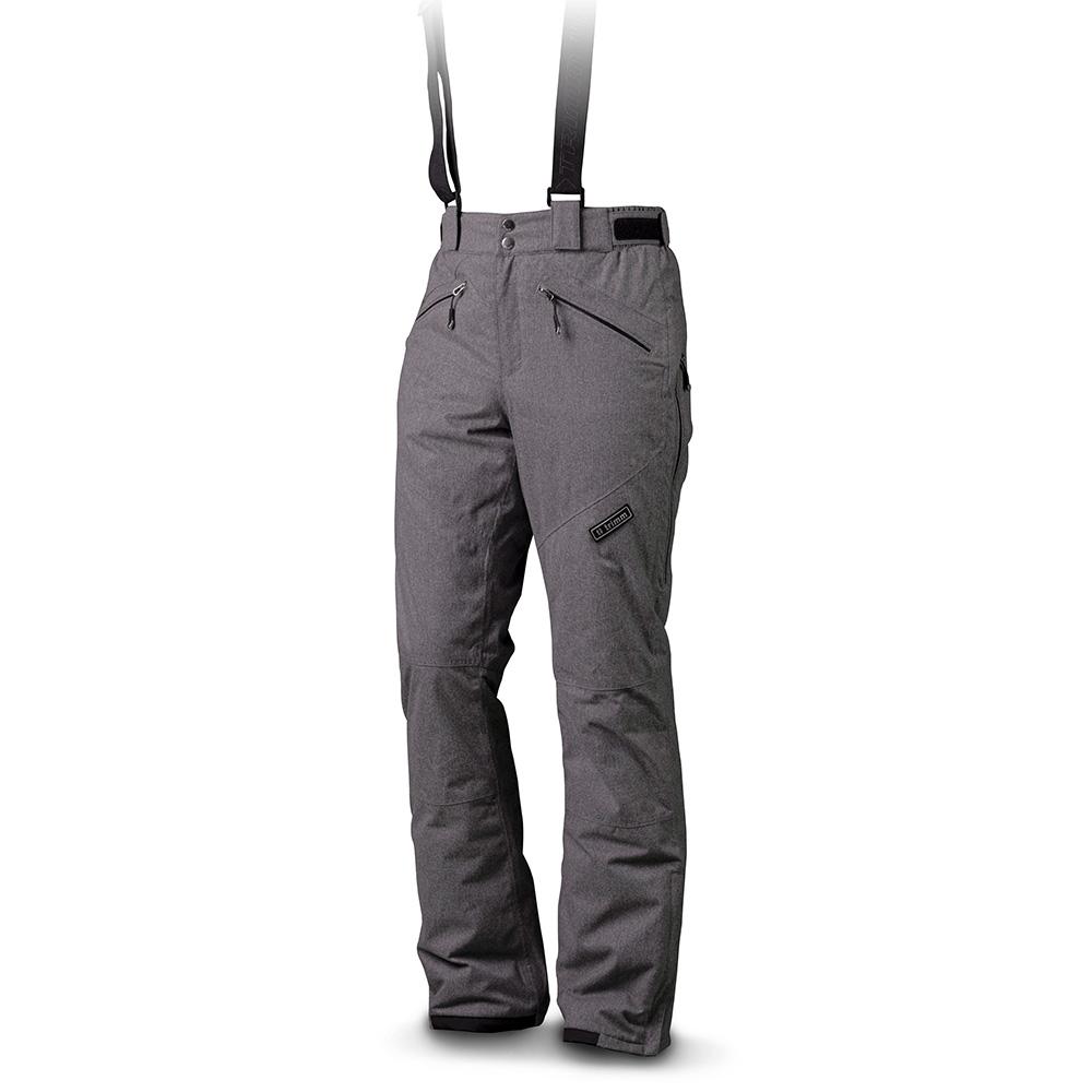Мъжки ски панталон с изолация Trimm Panther Grey Melange