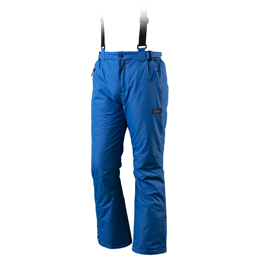 Лице на детски панталон за ски с изолация Trimm Sato Pants Junior Jeans Blue