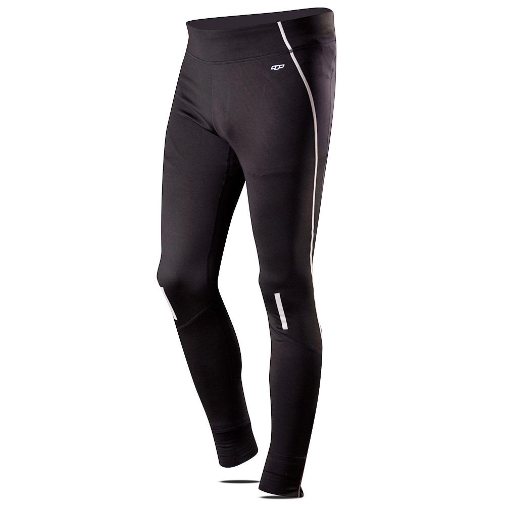Мъжки поларен клин Trimm Tero Pants Grafit Black