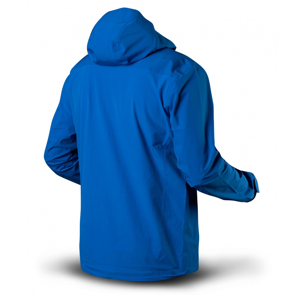 Гръб на яке Trimm Orado Jeans Blue 2021