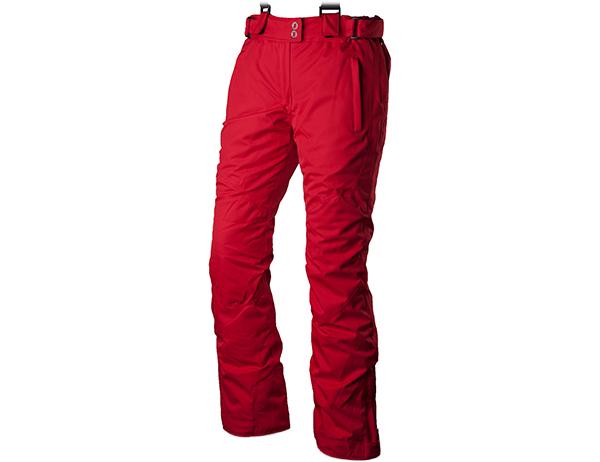 Дамски ски панталон Trimm Rider Lady Red 2021