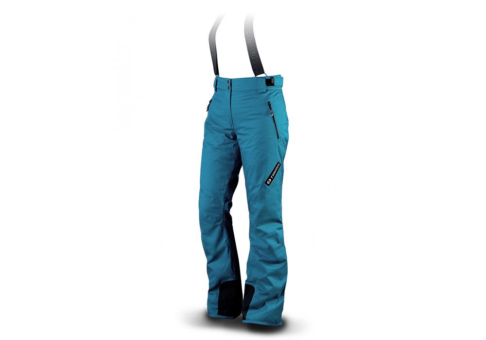 Лице на Trimm Darra Lady Ski Pants Lagoon 2022