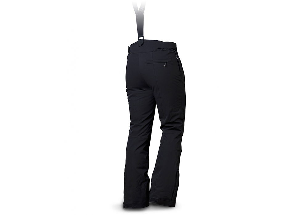 Back Trimm Rider Lady Ski Pants Black 2022