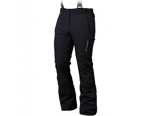 Дамски ски панталон Trimm Rider Lady Black 2022