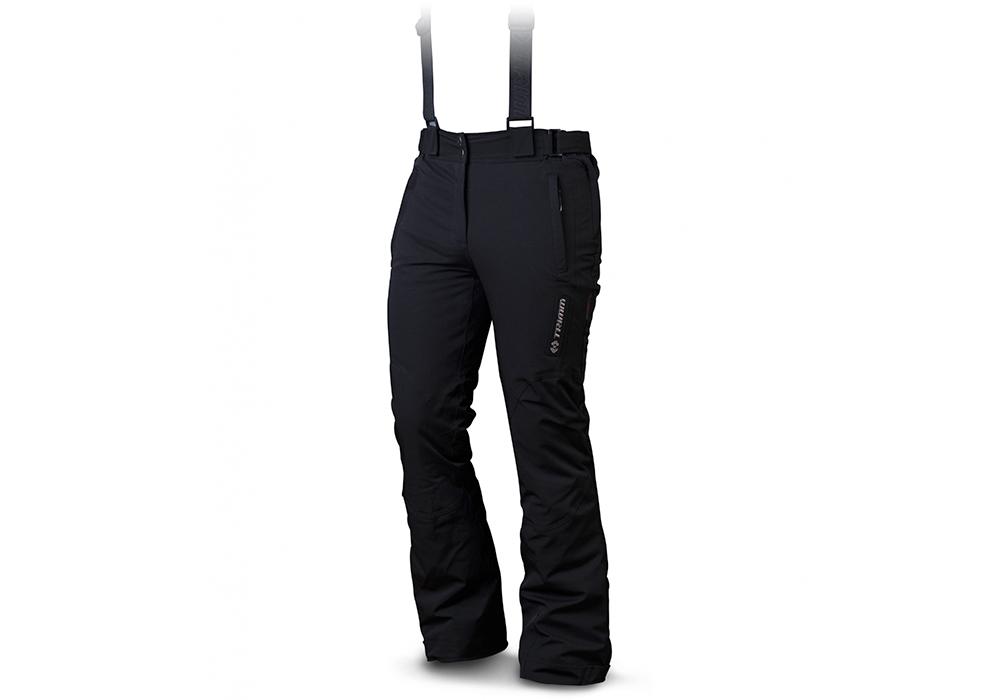 Face Trimm Rider Lady Ski Pants Black 2022
