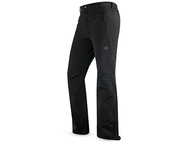 Мъжки туристически панталон Trimm Motion Black