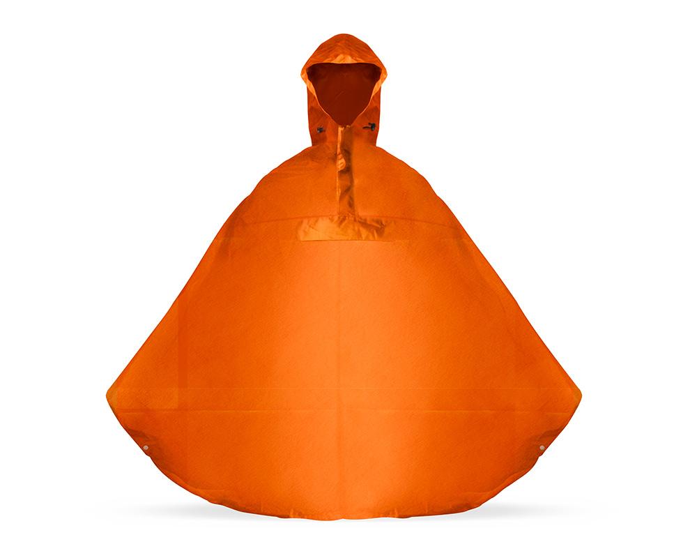 Пончо-дъждобран Trimm Ones оранжево