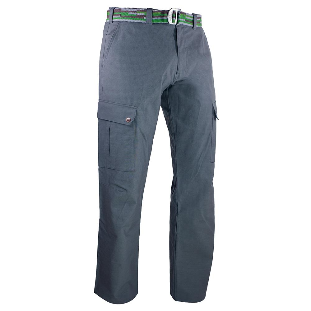 Мъжки туристически панталон Warmpeace Galt Pants Grey 2021