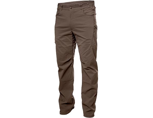 Мъжки туристически панталон Warmpeace Hermit Pants Coffee Brown 2021
