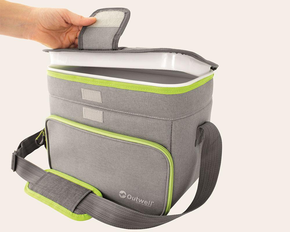 Твърд капак на хладилна чанта Outwell Albatross L Green