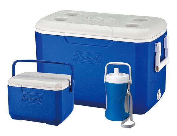 Комплект хладилни чанти с термос Coleman Combo - 48QT, 4.7L & 1.8L