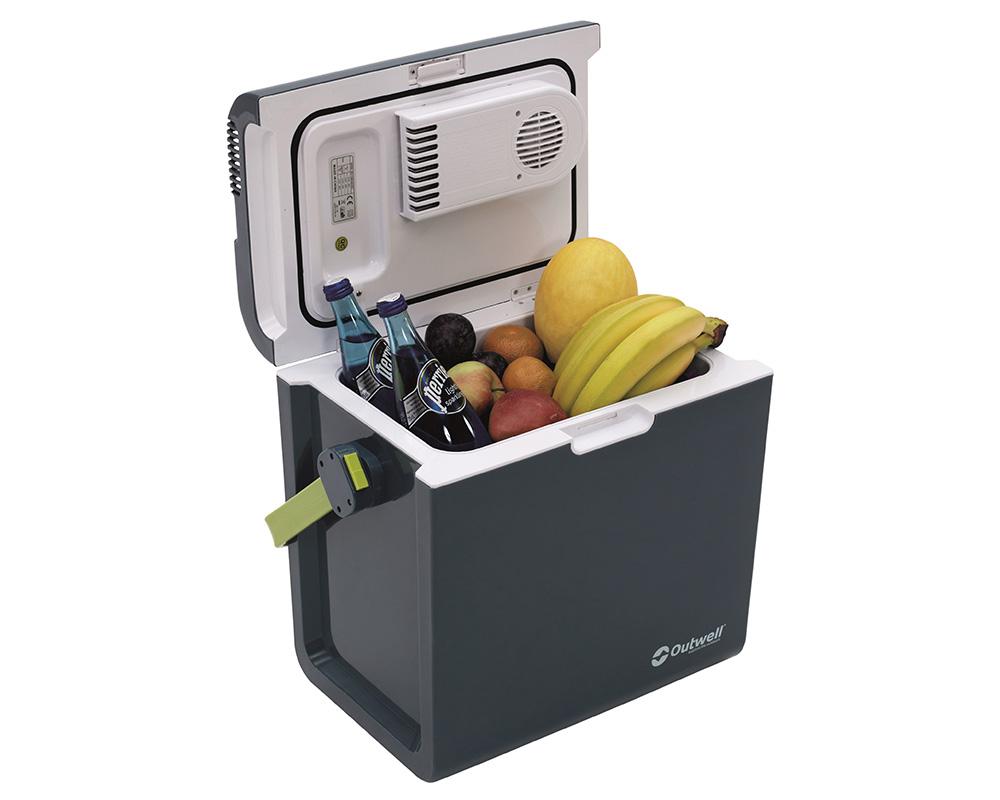 Електрическа хладилна чанта Outwell ECOcool box хранителни продукти