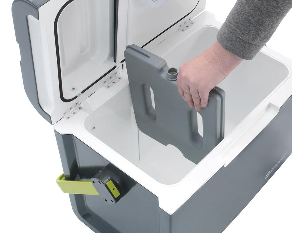Електрическа хладилна чанта Outwell ECOcool 35 литра охладителен пакет