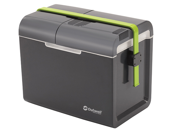 Електрическа хладилна чанта Outwell ECOcool box 35L 12V/230V Slate Grey 2021