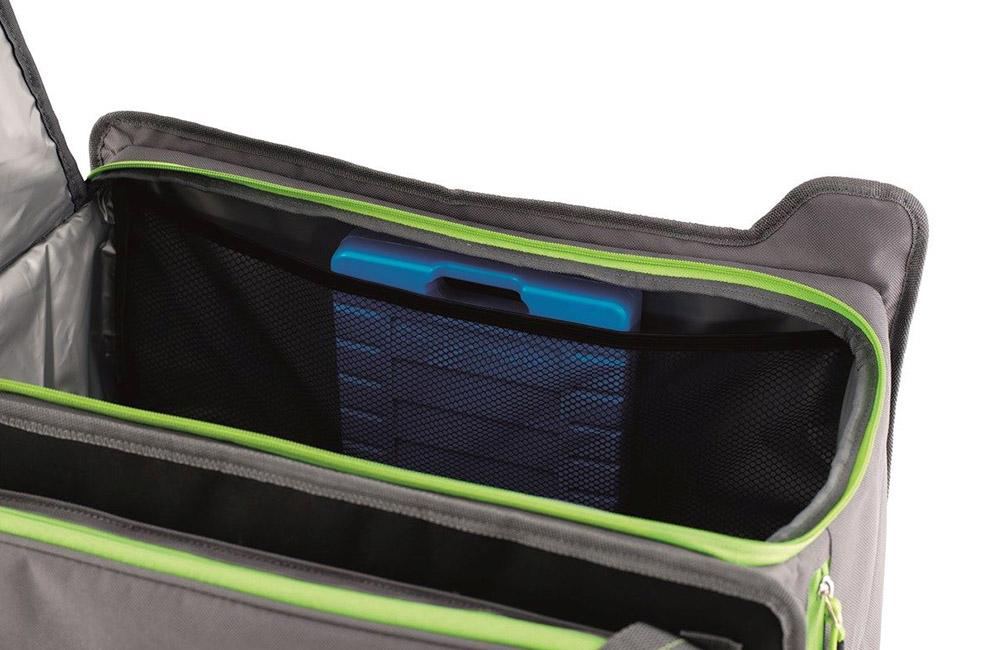 Джоб за охладителен пакет на мека хладилна чанта Outwell Cormorant M Green
