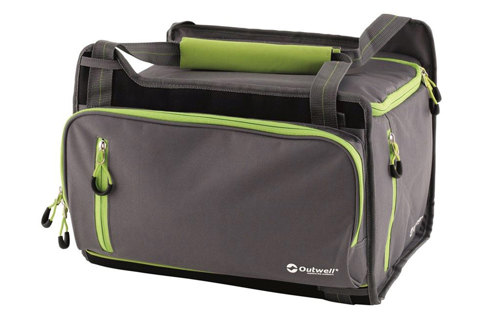 Мека хладилна чанта Outwell Cormorant M Green