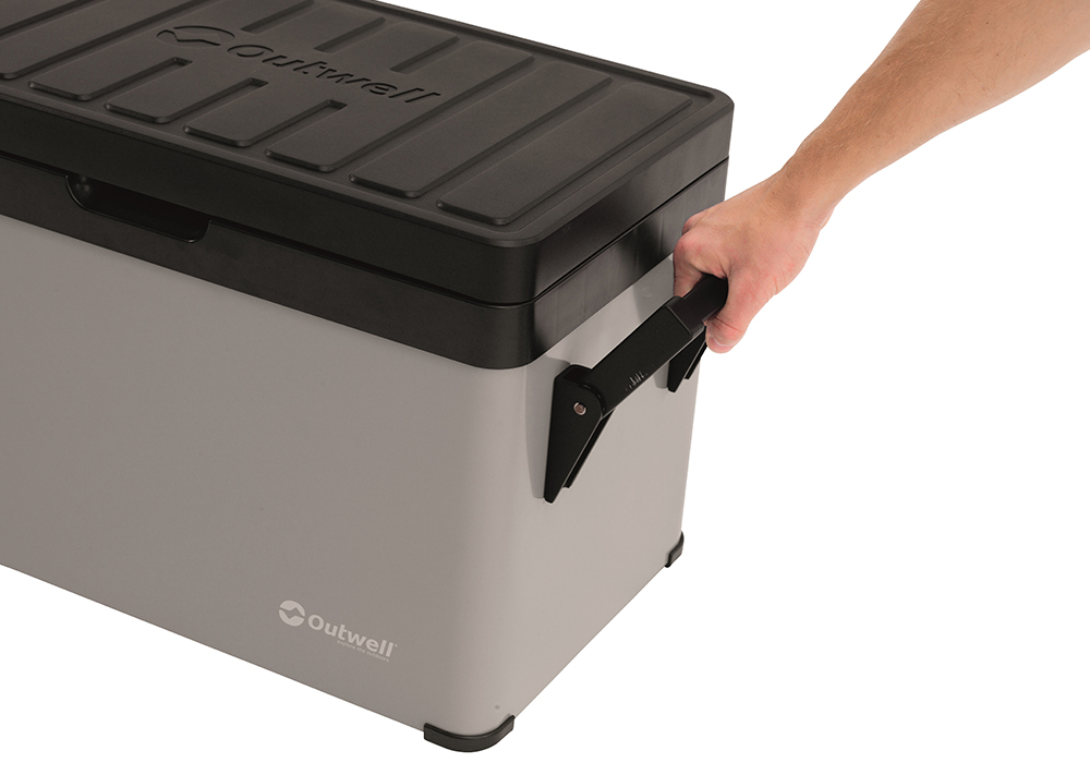 Foldable handles Outwell Deep Chill 38L Freezer