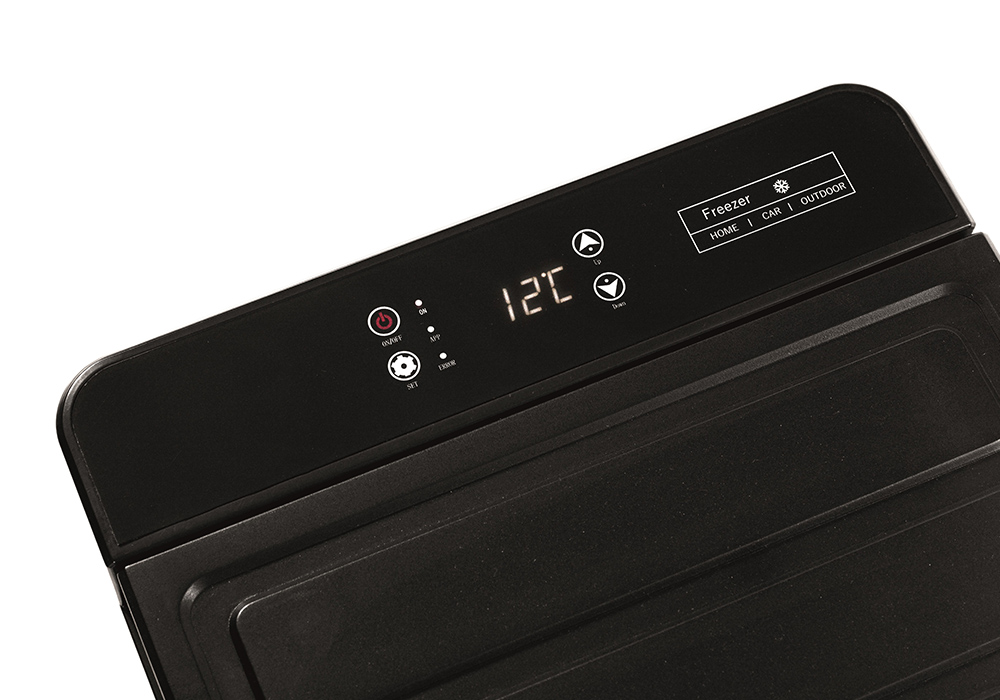 Дисплей на хладилна чанта - фризер Outwell Deep Chill 50L