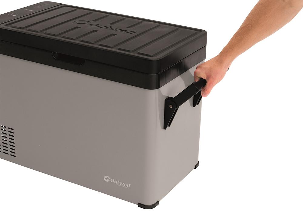 Сгъваеми дръжки на хладилна чанта - фризер Outwell Deep Chill 50L