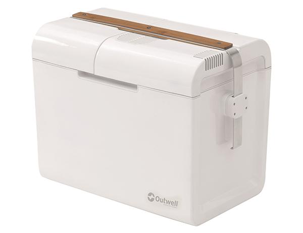 Електрическа хладилна чанта Outwell ECOlux 35L 12V/230V White 2021