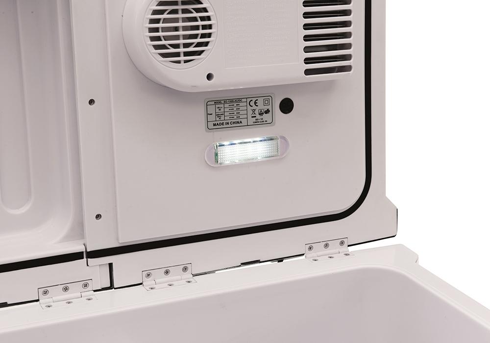 Електрическа хладилна чанта Outwell ECOlux 35L 12V/230V White 2020