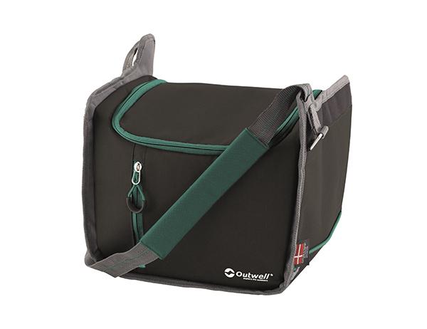 Мека хладилна чанта Outwell Cormorant S 14L Black 2020