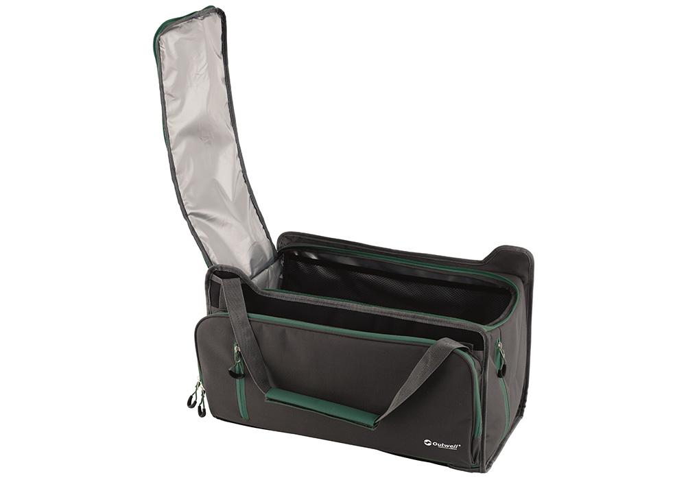 Отворена мека хладилна чанта Outwell Cormorant L 34L Black 2020