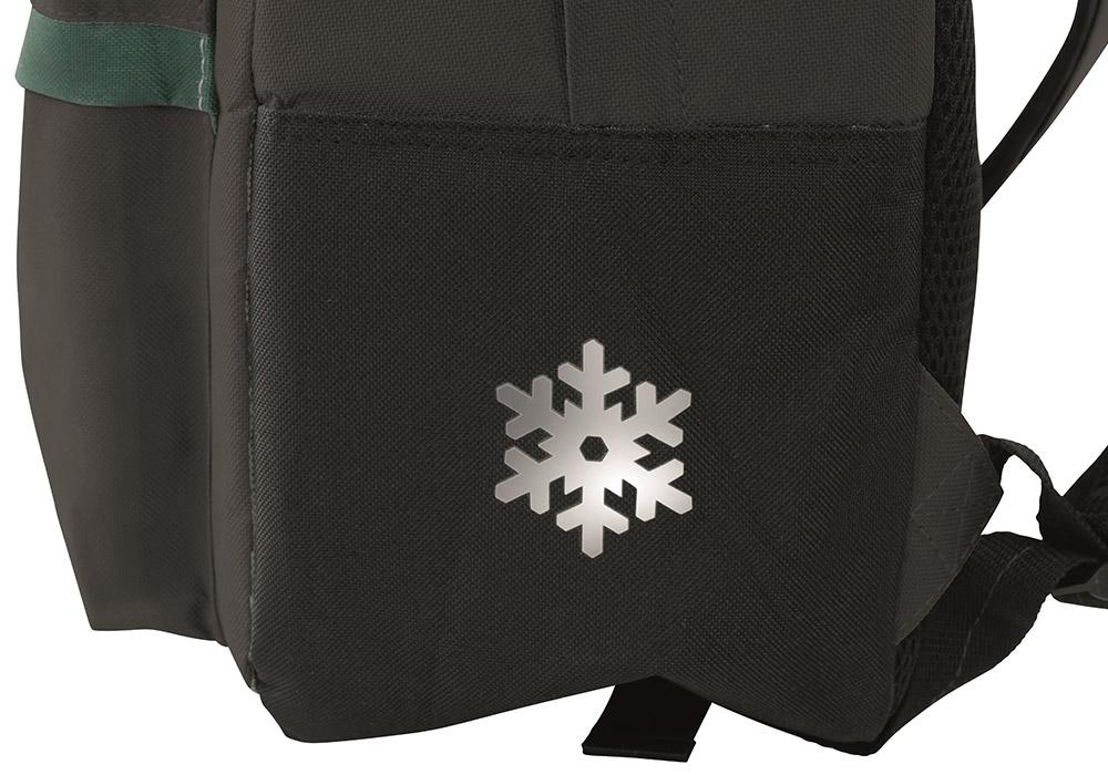 Страничен джоб на хладилна раница Outwell Cormorant Backpack Black 2020