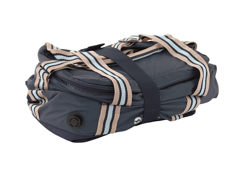 Компресирана хладилна чанта Outwell Pelican M Navy Night 25L 2021