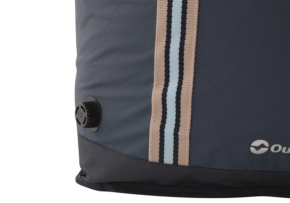 Вентил на мека самонадуваема хладилна чанта Outwell Pelican L Navy Night 30L 2021