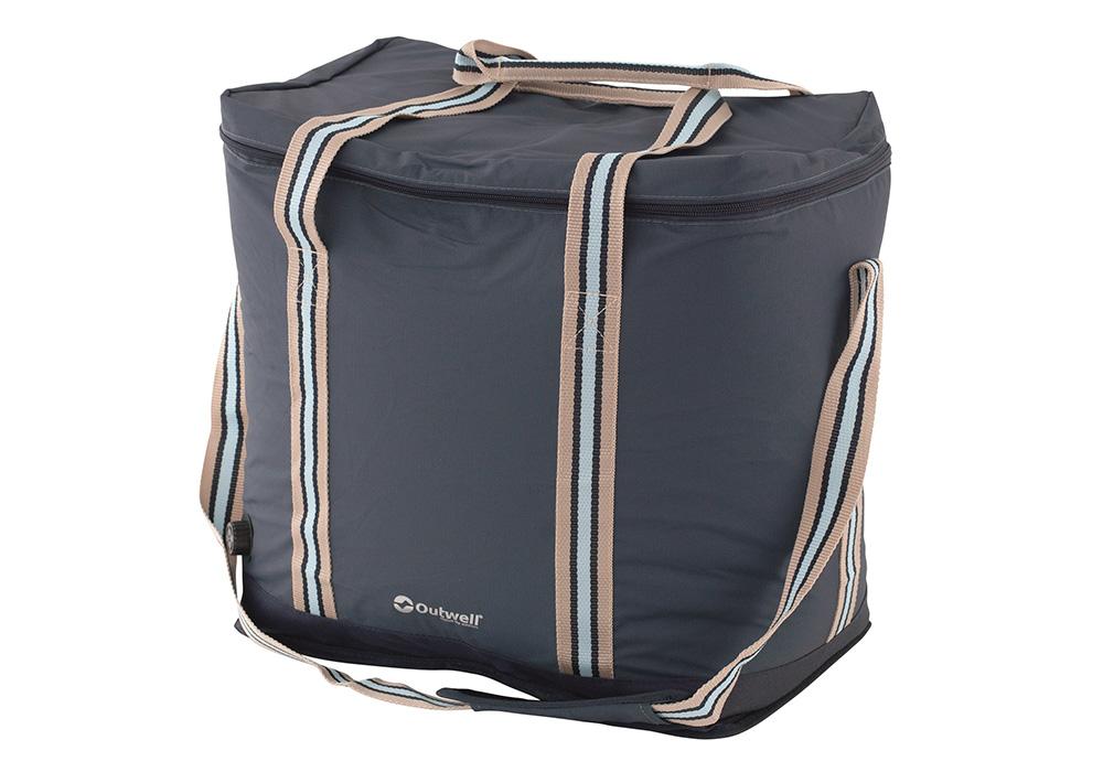 Мека самонадуваема хладилна чанта Outwell Pelican L Navy Night 30L 2021