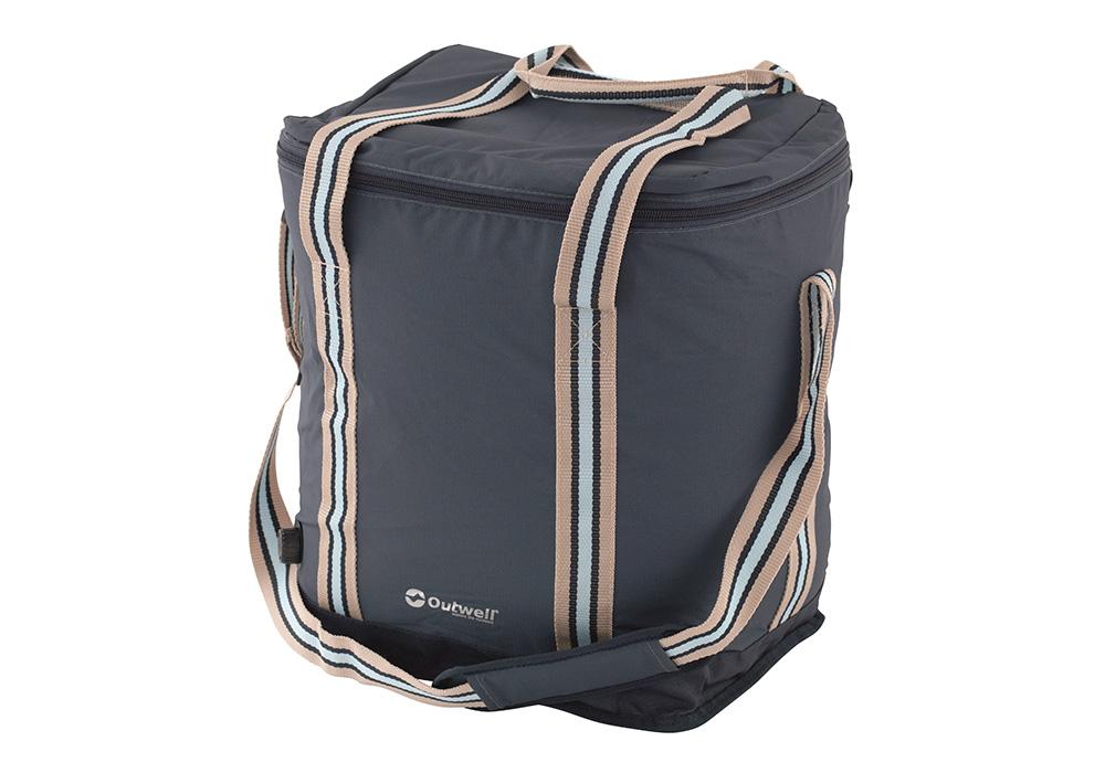 Мека самонадуваема хладилна чанта Outwell Pelican M Navy Night 25L 2021