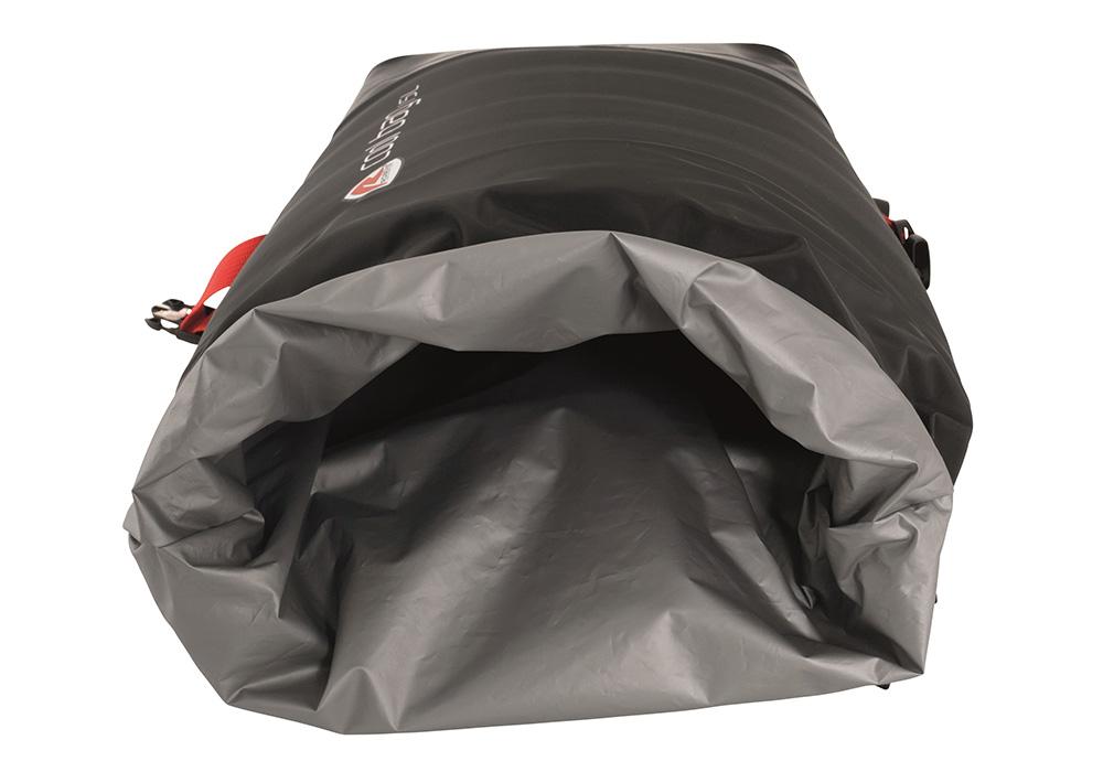 Вътрешност на мека водоустойчива хладилна чанта - раница Robens Coolbag 15L 2020